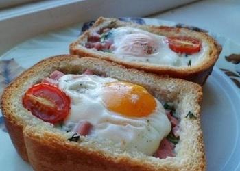 Īstu vīru brokastis