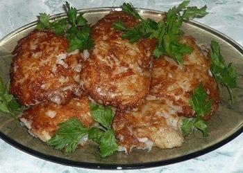 Kartupeļi ar zivs pildījumu
