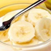 Brīvdienu gardums: Biezpiena - banānu krēms