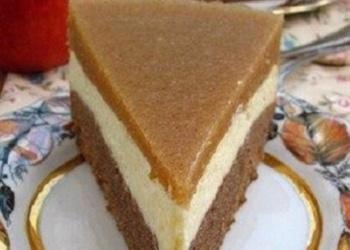 Biezpiena – ābolu kūka