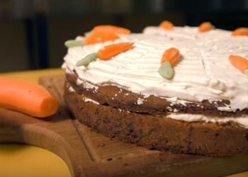 Burkānu kūka - VIDEO RECEPTE