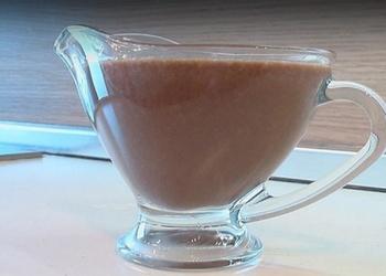 Šokolādes mērce - VIDEO RECEPTE