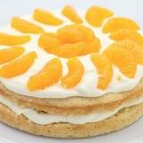 Citronu torte ar mandarīniem