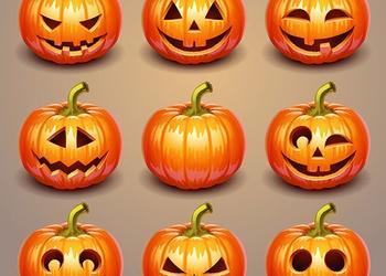 Idejas Helovīnu ķirbīšiem