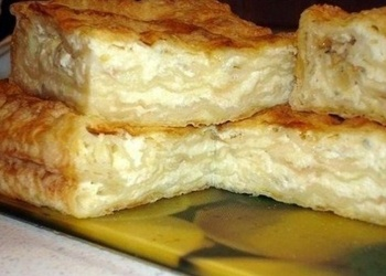 Ačma ar biezpienu armēņu tautas recepte