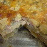 Запеканка из картофеля и мяса