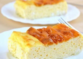Omlete no bērnudārza laikiem