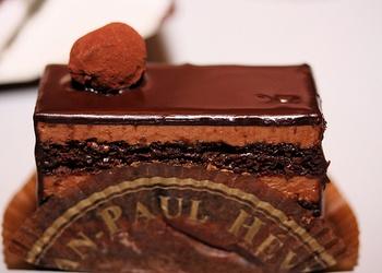 Saldais šokolādes sieriņš