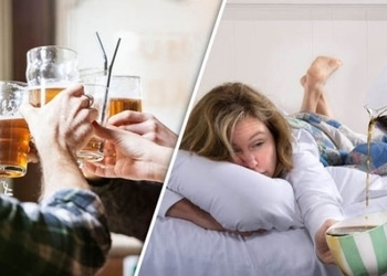 Dzert ir slikti, bet ja tomēr gadās ...