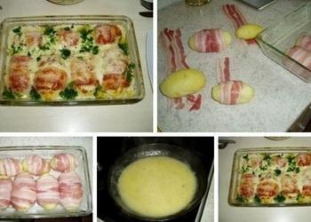 Kartupeļi kažokā