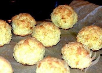 Kokosriekstu cepumi bez miltiem