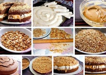 """Torte """"Snikers"""""""