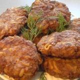 Kartupeļu un gaļas kotletes