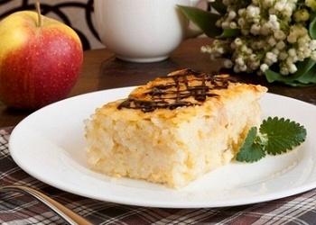 Rīsu sacepums ar āboliem