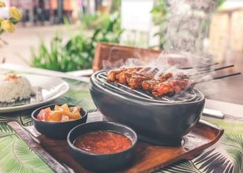 Vasarīgas mērces kā piedeva piknika sezonas maltītēm