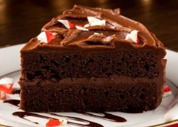 Šokolādes torte īru gaumē