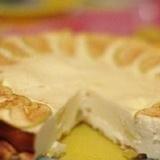 Biezpiena – kanēļa kūka ar āboliem