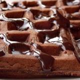 Šokolādes vafeles