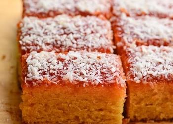 Omes recepte - Medus kūkas