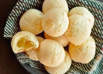 Siera mīklas maizītes brazīliešu gaumē