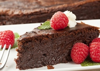 Franču šokolādes torte