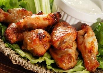 Asā marināde vistas gaļai