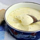 Mājās gatavots kausētais siers