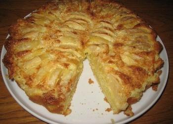 Maigais ābolu pīrāgs