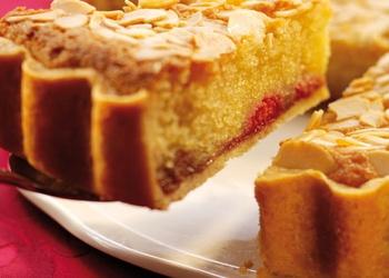 Aveņu–mandeļu kūka