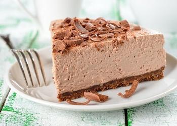 Šokolādes suflē kūka