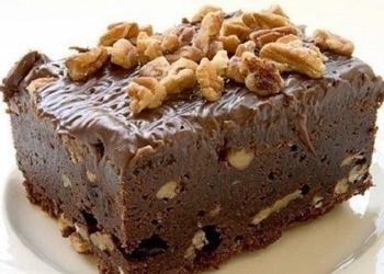 Šokolādes – valriekstu gardums