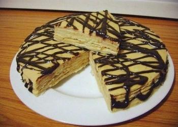 Pati vienkāršā torte