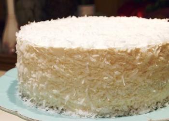 Kokosriekstu torte