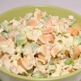 Avokādo salāti ar bekonu un olu