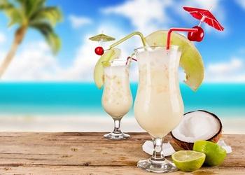 Kokosa kokteilis