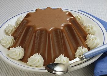 Šokolādes želeja