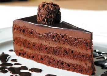 "Šokolādes torte ""Prāga"""