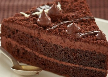 Šokolādes – kafijas kūka