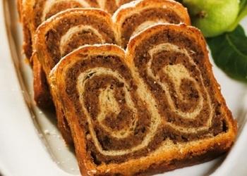 """Austriešu kūka """"Riekstu veltnītis"""""""