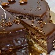 Griljāžas torte