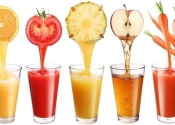 Veselīgu  sulu receptes