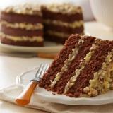 Vācu šokolādes kūka