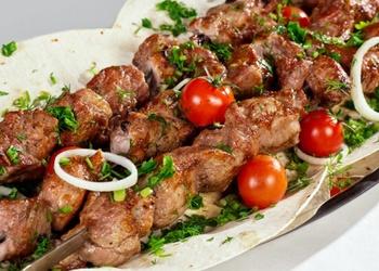Liellopu gaļas šašliks