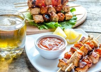 Alus - medus marināde vistas gaļai