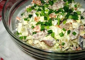 Siļķu salāti ar burkāniem