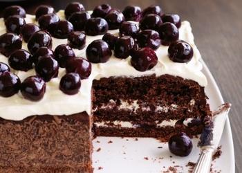 Rupjmaizes torte