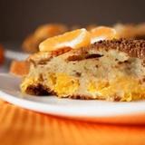 Пирoг с мандаринами и шoкoладoм
