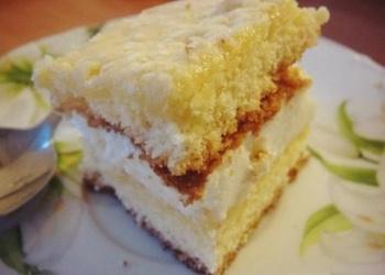 Brīvdienu biezpiena kūka