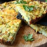 Kartupeļu omlete