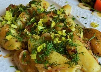 Kartupeļu un seleriju sautējums